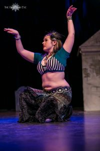 Intermediate BellyDance with Roxy Roxstar